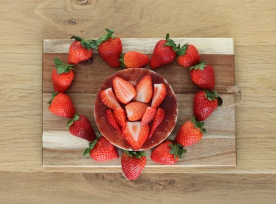Valentijn cheesecake koolhydraatarm